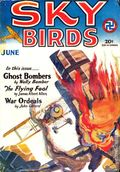Sky Birds (1929-1935 Magazine Publishers) Pulp Jun 1929