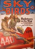 Sky Birds (1929-1935 Magazine Publishers) Pulp Jul 1929
