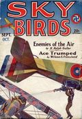 Sky Birds (1929-1935 Magazine Publishers) Pulp Sep 1929