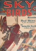 Sky Birds (1929-1935 Magazine Publishers) Pulp Nov 1929