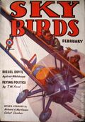 Sky Birds (1929-1935 Magazine Publishers) Pulp Feb 1930
