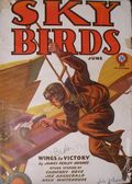 Sky Birds (1929-1935 Magazine Publishers) Pulp Jun 1930