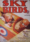 Sky Birds (1929-1935 Magazine Publishers) Pulp Sep 1930