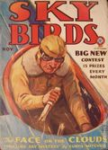 Sky Birds (1929-1935 Magazine Publishers) Pulp Nov 1930