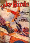 Sky Birds (1929-1935 Magazine Publishers) Pulp Jan 1931