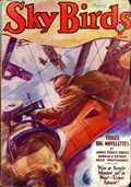 Sky Birds (1929-1935 Magazine Publishers) Pulp Aug 1931