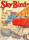 Sky Birds (1929-1935 Magazine Publishers) Pulp Oct 1931