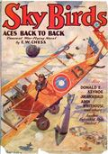Sky Birds (1929-1935 Magazine Publishers) Pulp Dec 1931
