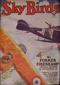 Sky Birds (1929-1935 Magazine Publishers) Pulp Jan 1932
