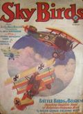 Sky Birds (1929-1935 Magazine Publishers) Pulp Mar 1932