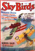 Sky Birds (1929-1935 Magazine Publishers) Pulp Jun 1932