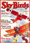 Sky Birds (1929-1935 Magazine Publishers) Pulp Sep 1932