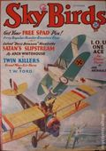 Sky Birds (1929-1935 Magazine Publishers) Pulp Oct 1932