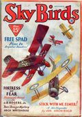 Sky Birds (1929-1935 Magazine Publishers) Pulp Nov 1932