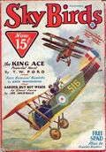 Sky Birds (1929-1935 Magazine Publishers) Pulp Dec 1932