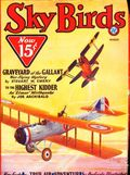 Sky Birds (1929-1935 Magazine Publishers) Pulp Mar 1933