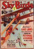 Sky Birds (1929-1935 Magazine Publishers) Pulp May 1933