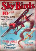 Sky Birds (1929-1935 Magazine Publishers) Pulp Jul 1933