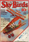 Sky Birds (1929-1935 Magazine Publishers) Pulp Aug 1933