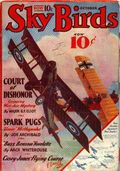 Sky Birds (1929-1935 Magazine Publishers) Pulp Oct 1933