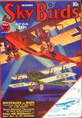 Sky Birds (1929-1935 Magazine Publishers) Pulp Dec 1933