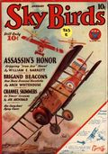 Sky Birds (1929-1935 Magazine Publishers) Pulp Jan 1934