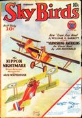 Sky Birds (1929-1935 Magazine Publishers) Pulp Feb 1934