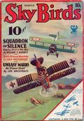 Sky Birds (1929-1935 Magazine Publishers) Pulp Mar 1934