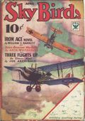 Sky Birds (1929-1935 Magazine Publishers) Pulp Apr 1934