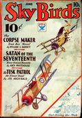 Sky Birds (1929-1935 Magazine Publishers) Pulp Jun 1934
