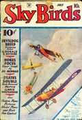 Sky Birds (1929-1935 Magazine Publishers) Pulp Jul 1934