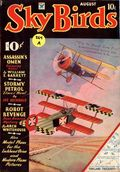 Sky Birds (1929-1935 Magazine Publishers) Pulp Aug 1934