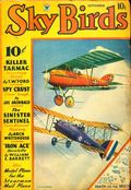Sky Birds (1929-1935 Magazine Publishers) Pulp Sep 1934