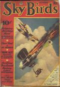 Sky Birds (1929-1935 Magazine Publishers) Pulp Oct 1934