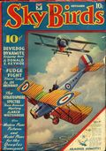 Sky Birds (1929-1935 Magazine Publishers) Pulp Nov 1934
