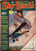Sky Birds (1929-1935 Magazine Publishers) Pulp Dec 1934