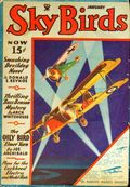 Sky Birds (1929-1935 Magazine Publishers) Pulp Jan 1935