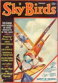 Sky Birds (1929-1935 Magazine Publishers) Pulp Feb 1935