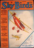 Sky Birds (1929-1935 Magazine Publishers) Pulp Mar 1935