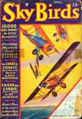 Sky Birds (1929-1935 Magazine Publishers) Pulp Apr 1935