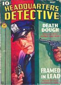 Headquarters Detective (1936-1937 Magazine Publishers) Pulp Vol. 19 #4