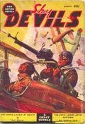 Sky Devils (1938-1940 Red Circle) Pulp Vol. 1 #1