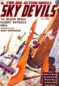 Sky Devils (1938-1940 Red Circle) Pulp Vol. 1 #2