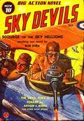 Sky Devils (1938-1940 Red Circle) Pulp Vol. 1 #3