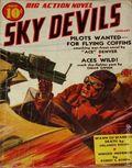 Sky Devils (1938-1940 Red Circle) Pulp Vol. 1 #4