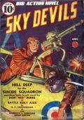Sky Devils (1938-1940 Red Circle) Pulp Vol. 1 #5