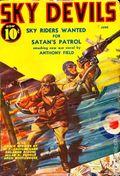 Sky Devils (1938-1940 Red Circle) Pulp Vol. 1 #6