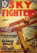 Sky Fighters (1932-1950 Standard) Pulp Vol. 1 #1