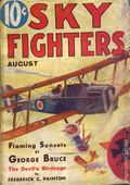 Sky Fighters (1932-1950 Standard) Pulp Vol. 1 #2