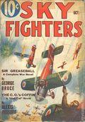 Sky Fighters (1932-1950 Standard) Pulp Vol. 1 #4